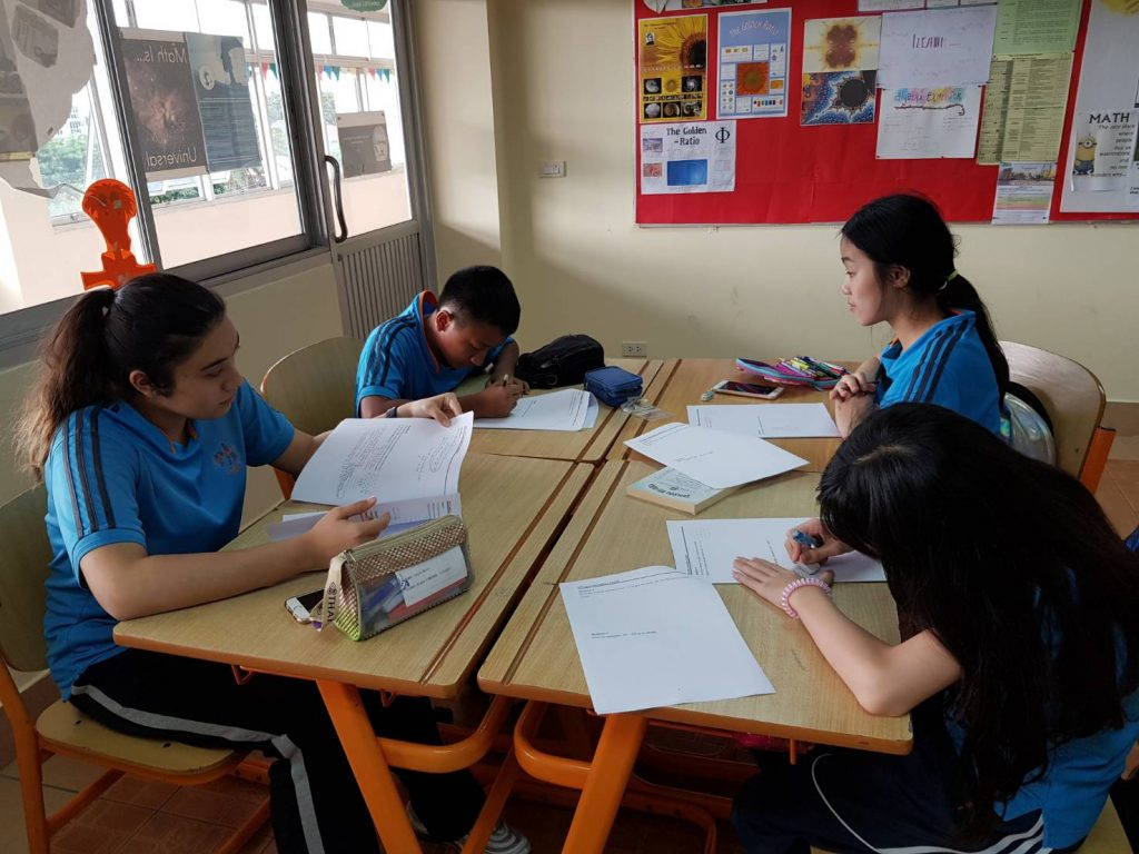 Middle-Schoolers Miraculously Mastering Mathematics - Pan-Asia