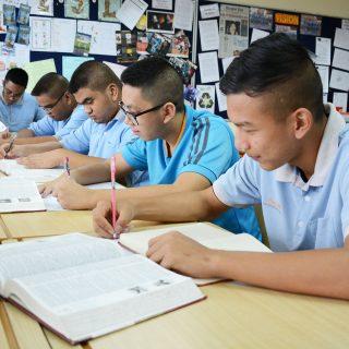 Pan-Asia International School - High School