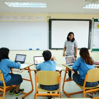 Pan-Asia International School - Classroom