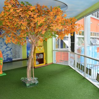 Pan-Asia International School - Library