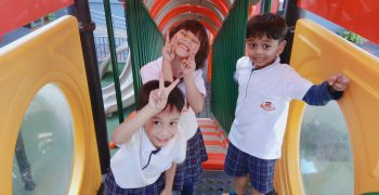 Pan Asia International School. Preschool - Kindergarten, Bangkok Thailand
