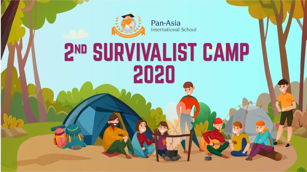 Pan-Asia International School Survivalist Day 2020