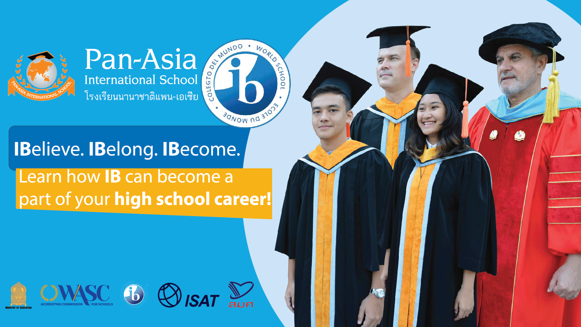 Pan Asia International School Ib Program